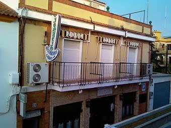 Hostales y pensiones en San Miguel de Valero