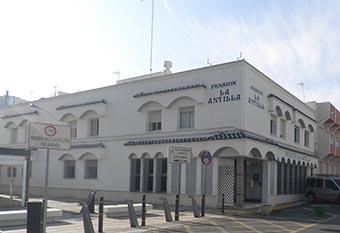 Hostales y pensiones en Ribeira