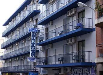 Hostales y pensiones en Casas de Don Antonio