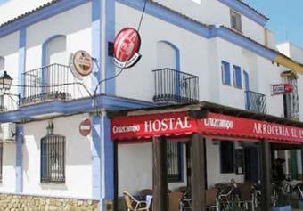 Pensiones y hostales en Campofrío